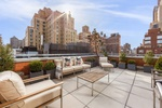 COVETED CHELSEA DUPLEX PENTHOUSE WITH BREATHTAKING PRIVATE TERRACES